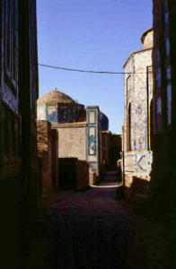 Samarcande, Shah-i Zinda